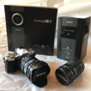OM-D E-M5 Markii+12-40mmF2.8 PRO...