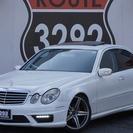誰でも車がローンで買えます。 メルセデス・ベンツE500 アバンギャルド