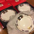 資生堂 花椿会 豪華なディナープレート3枚セット