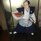 日本人形4月23日までの画像