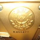YAMAHAアップライトピアノあります→KAWAIでした
