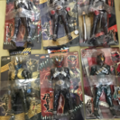 仮面ライダービックサイズフィギュア 17体