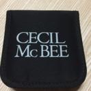 CECIL McBEE ネイルセット【未使用品】