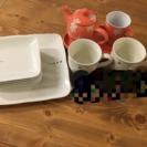 食器、ティーポットセット