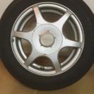 タイヤとホイール‼︎155/65R13