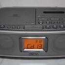 ソニー SONY CDラジオカセットコーダー CFD-E501 ...