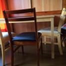 【美品】ダイニングテーブルセット
