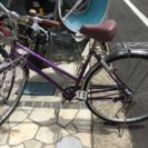 自転車(半分ジャンク)お取引中