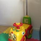 【最終値下】いないいないばあっ! 車 乗用玩具 手押し車