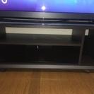 テレビボード ダークブラウン