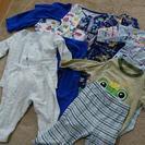 残3枚 !!男の子 パジャマ サイズ80