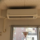 エアコン       中古エアコン取り付け工事