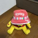 ロキシー  帽子  子供