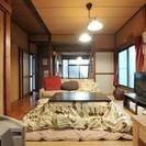 北池袋駅から徒歩5分の、日本の古民家のようなシェアハウス