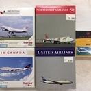 ☆全5機セット☆ジャンボジェット:3機、777:1機、A340:...