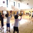 西淀川スポーツセンター子どもバスケットボール教室