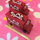 【WONKA】チャーリーとチョコレート工場 ブリキ製小物