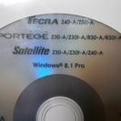 東芝WIN8.1Pro 64bit/切手可/名古屋北より