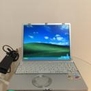 無線LAN機能内蔵モバイルPC Windows XP Profe...