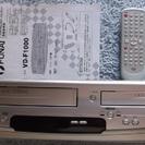 ビデオデッキ一体型DVDプレーヤー■船井[VD-F1000]★取説...