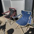 キャンプ用 チェア×3台+子供用×1 &1人用テント未使用品