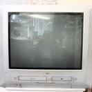 シャープ 25型テレビビデオ・(DVD/VTR/TV)3in1 V...