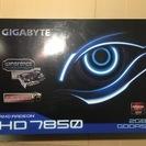 ■グラフィックボード AMD HD7850 2GB