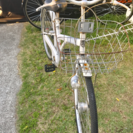 自転車あげます。取りに来る方限定
