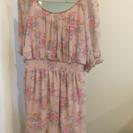 衣替えsale‼️花柄ワンピース