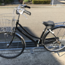 通学自転車27インチ