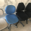 オフェス椅子まとめ買うと5個1500円