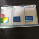 iPhone6s クリア スマホケース×3個