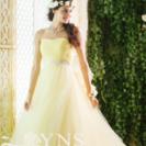 YNS WEDDINGの爽やかドレス