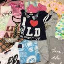 140女児お洋服セット