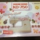 JAGUAR電子ミシン KD-750