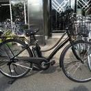 ヤマハ電動自転車 パス アミ マットブラック  PA26A