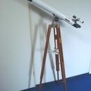 ★値下げ!!数回使用のみ!!ビクセンの天体望遠鏡「シリウス-60...