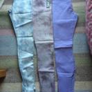 新品タグ付⭐︎細めサイズのスキニーパンツ3枚セット