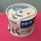 CD-R TDK50枚入り 700円値下げ!