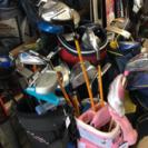 ゴルフ用品500円セール中!