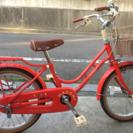 交渉中 ブリジストンHACCHI 18インチ 子供用自転車