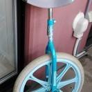 中古一輪車 タイヤの直径50cm