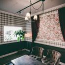 世界中の壁紙を取扱うショールーム併設のインテリアデザインオフィスです