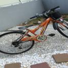 子供用自転車《ギア6段 24インチ》