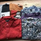 (引取中)男性用 Tシャツやシャツなど