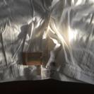 アルマーニホワイトジーンズ38インチ 未使用品