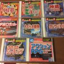 パソコン用ゲーム CD-ROM