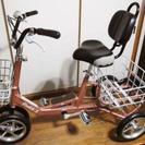 障がい者用自転車 再値下げしました.