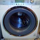 差し上げます!「訳有り」東芝ドラム型洗濯乾燥機