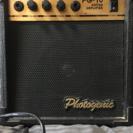 ギターベース兼用アンプ